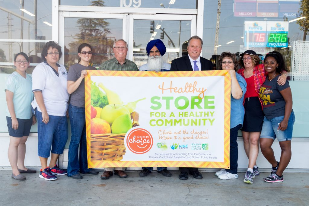 Join the Healthy Stores for a Healthy Community movement!