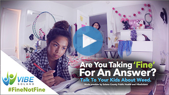 Play Video: Are you taking [fine] for an answer?